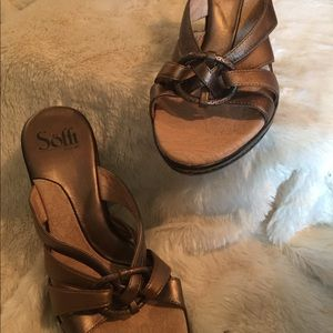 Never worn Heeled Sandal from Sofft